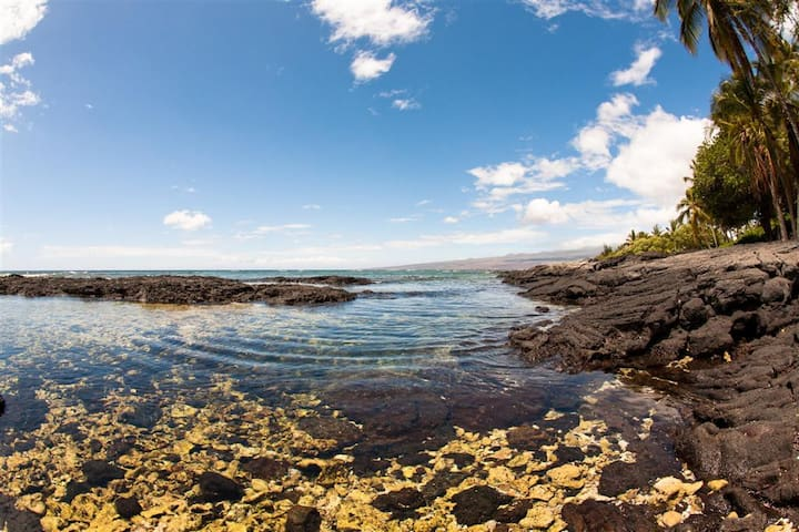 Hale Malulani in Puako - Puako