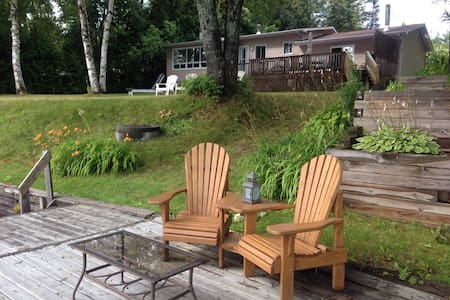 Family & Child Friendly Cottage on Moore! - Kawartha Lakes - Rumah