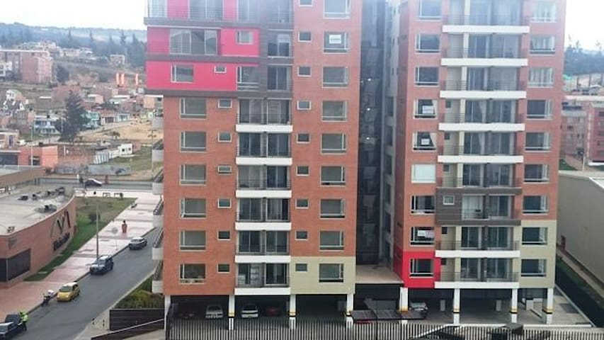 Apartamento o habitaciones Tunja Unicentro.