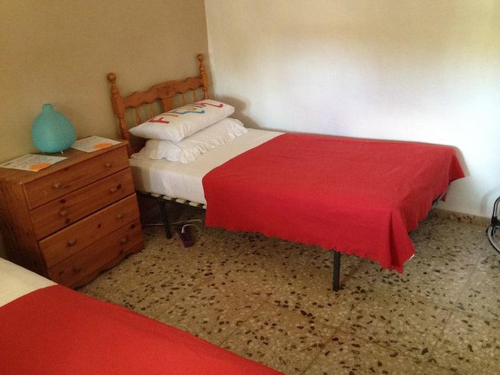 Casa Perez B&B room 1 (twin room)