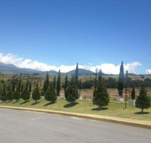 A 15 minutos del centro de Toluca. Sn  Panchito