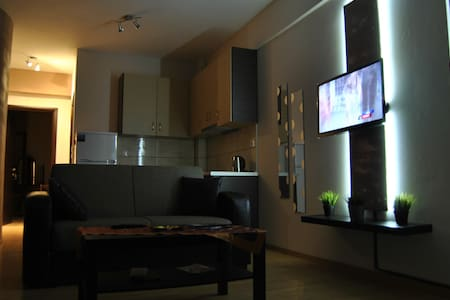 Escape to Olympus all year - Litochoro - Apartment
