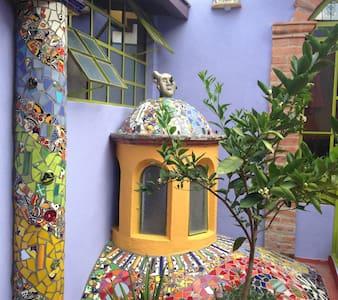 Terrace Dreaming at Casa Lenita - San Miguel de Allende - Maison