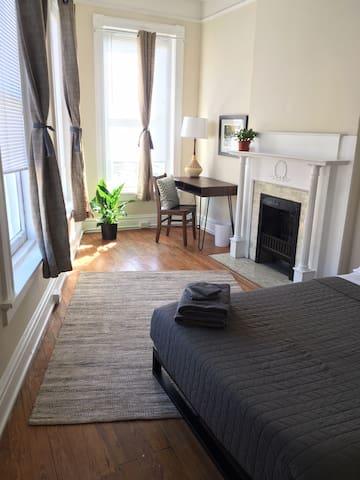 Fan District Cozy One Bedroom Apt.