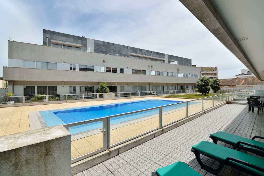 Swiming pool and terrace