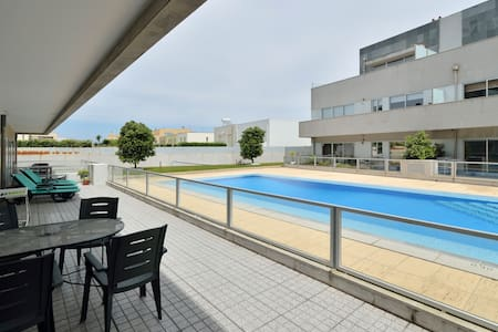 Two bedrooms near Porto and the beach with pool! - Agudela