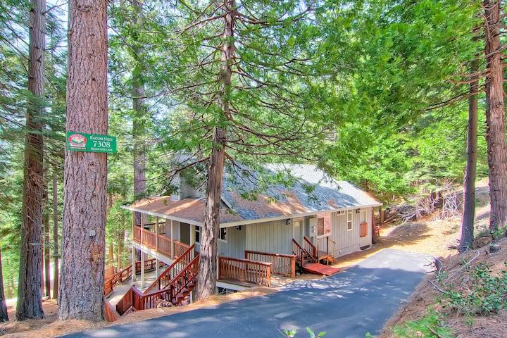 Yosemite's Eagle's Nest