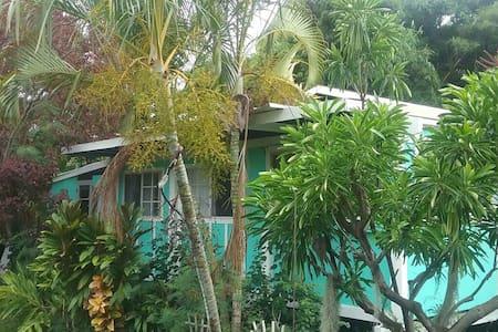The chefs cottage - Waimea - Stuga