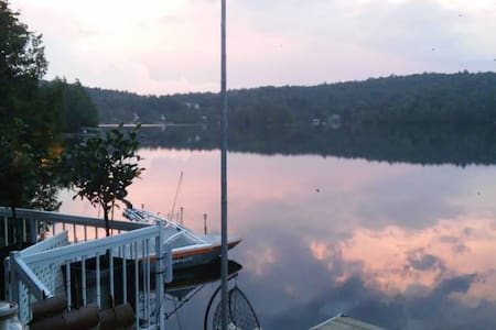 Lakefront Cottage on Beautiful Lake - Wentworth