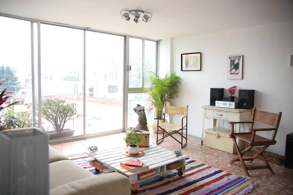 Astro living Room