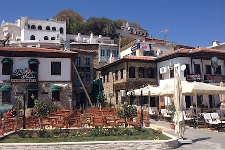 Charming with astonishing rooftop - Marmaris - Casa
