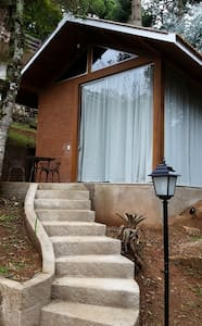 Chalet Romântico - Monte Verde - Chalet
