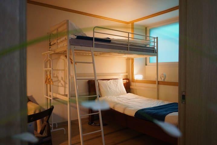 1min COEX, A cozy room
