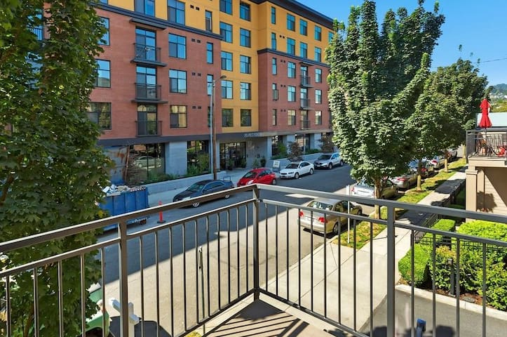 Modern Condo - Seconds to Hip Pearl & 23rd Shops! - Portland - Wohnung