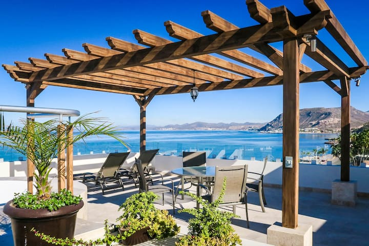 Exceptional Penthouse — Casa Cousteau - La Paz - Appartement