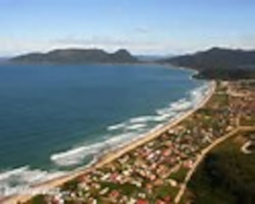 view from Morro das Pedras