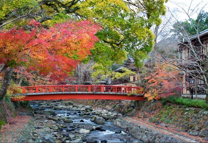 温泉&伊豆修善寺散策に便利なお部屋 - Izunokuni-shi - Daire