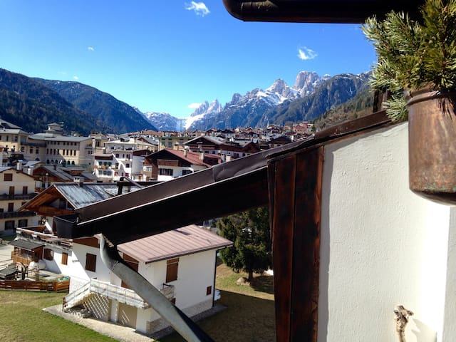 For your holidays in the DOLOMITI - Auronzo di Cadore - Apartamento