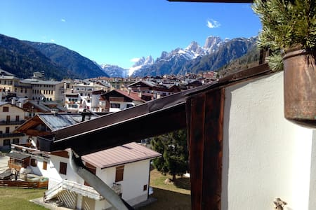 For your holidays in the DOLOMITI - Auronzo di Cadore - Huoneisto