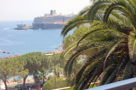 Sea view Monaco apartment