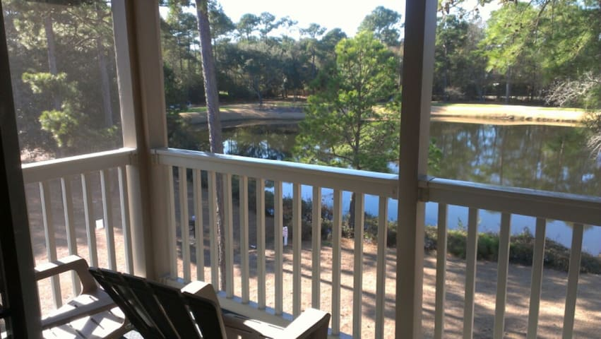 "Great Escape ""updated condo"" - 帕利斯島(Pawleys Island) - 公寓"
