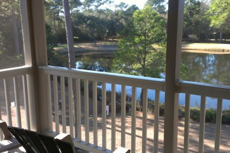 "Great Escape ""updated condo"" - Pawleys Island"