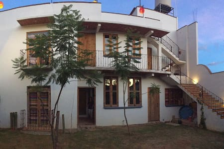 Casa de la montaña - Oaxaca