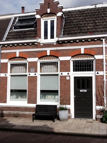 Historic house in quiet street  - Haarlem - House