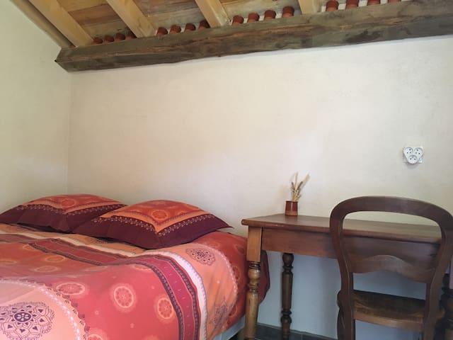 chambre du pélerin