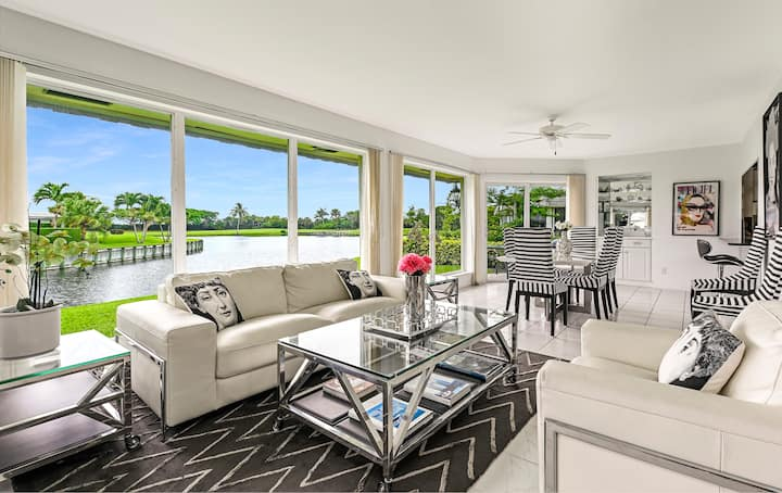 Luxury house with great view of the Golf course