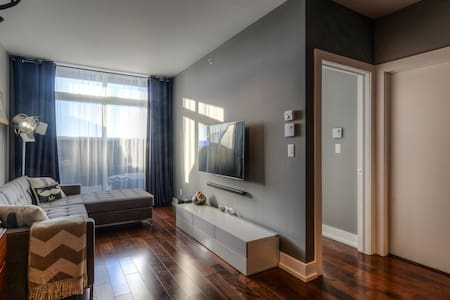 Beautiful condo + private terrace - Lachine - Condominio