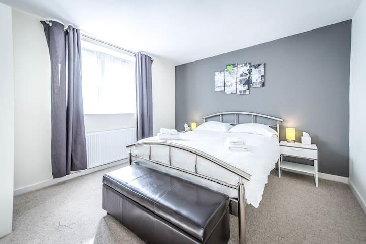 Inspired - Salford Royal - Salford - Apartamento
