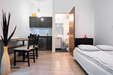 Budget cozy place, central. - Krakau - Wohnung