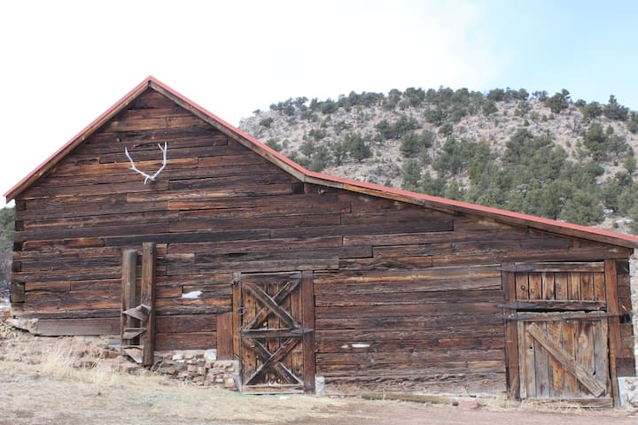 Phillips Stagecoach Ranch Scenic Mountain Retreat