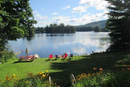 Lakefront, Kayak, Paddleboat, Views - Wells