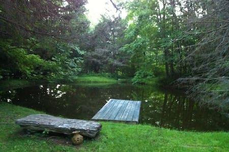 Spring in the Berkshires! - Williamstown - Haus
