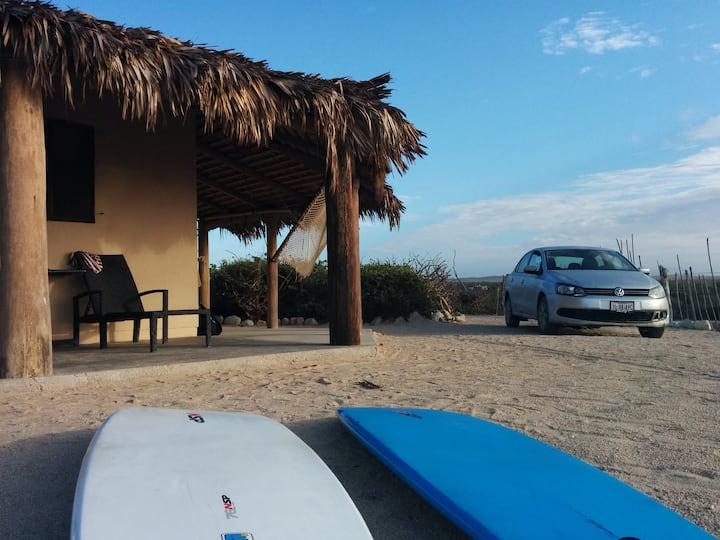 La Casita, Surf Spot