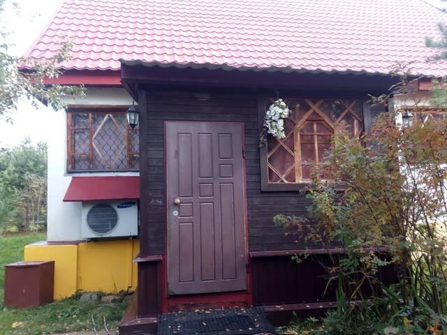 Дом для приема гостей