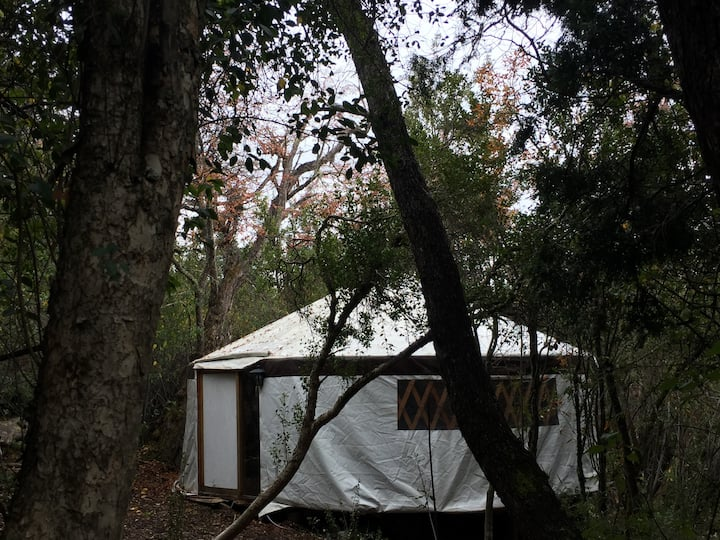 Laid Back Yurt Stay in Patagonia