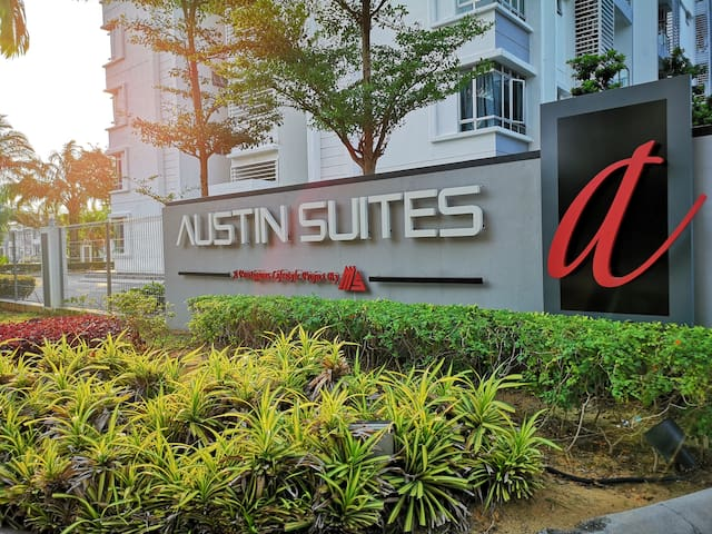 [HostPanda][AS1]❤️Austin Suites J. Bahru (1-4 pax)