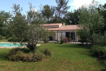Villa piscine sud de la France - Villa