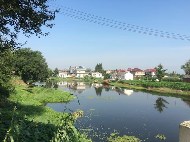 水乡江苏,生态乡村民宿 - Yancheng - House