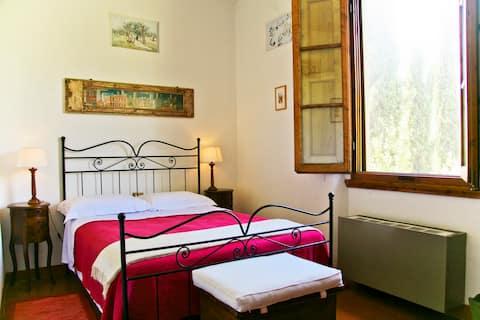 Olivo room in B&B La Martellina