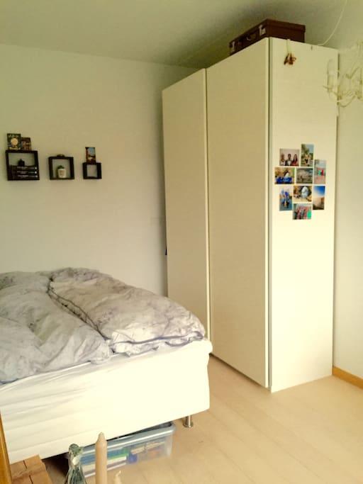 Soveværelse / Bedroom