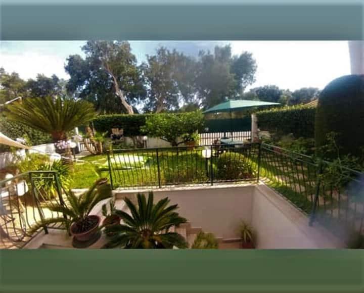 summer winter spot rental@Sabaudia