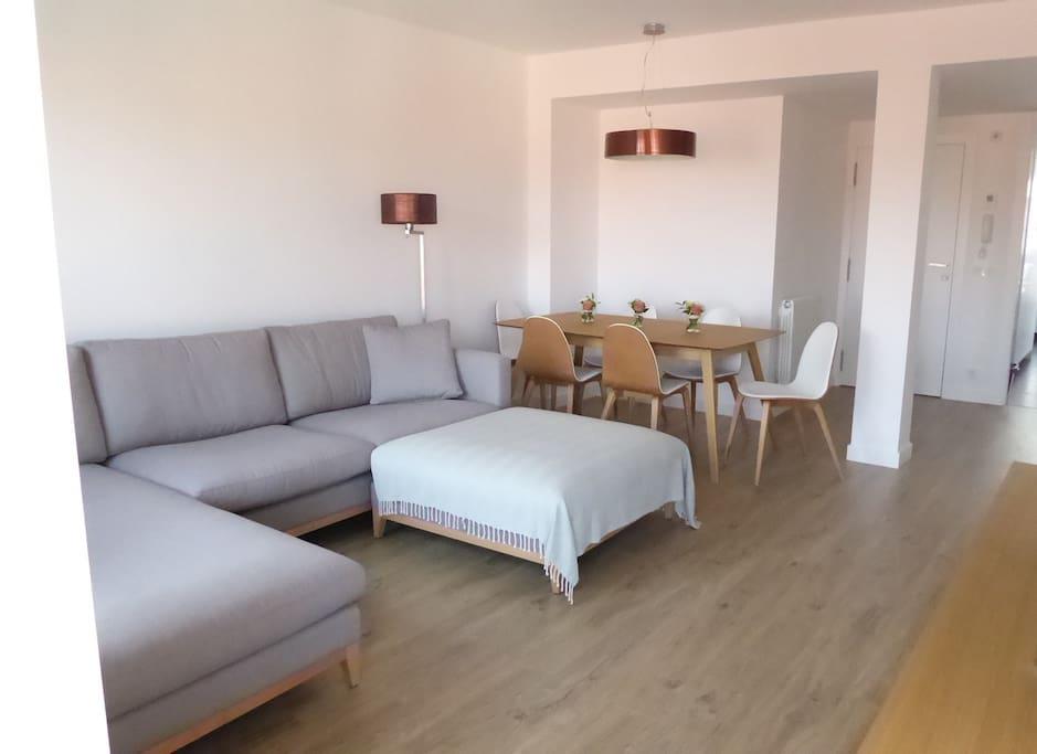 Egona espectacular apartamento departamentos en alquiler - Apartamentos en zarauz ...