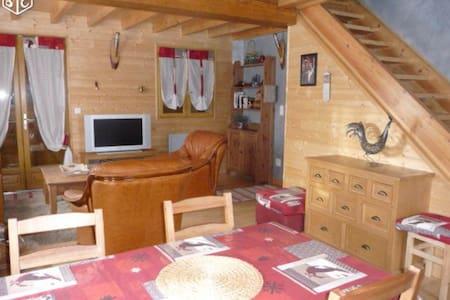Chalet de montagne Neuf tt confort - Puyvalador