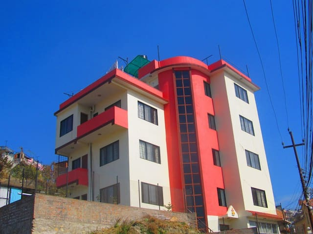 Home Stay - Kathmandu - Penzion (B&B)