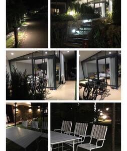 Bungalow getaway at Flamengo Resort - Phúc Yên