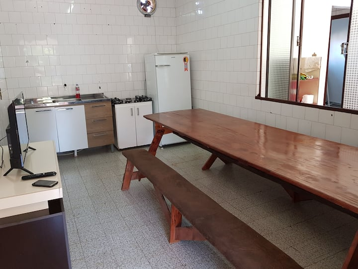 Alojamento bem no centro de São miguel do oeste